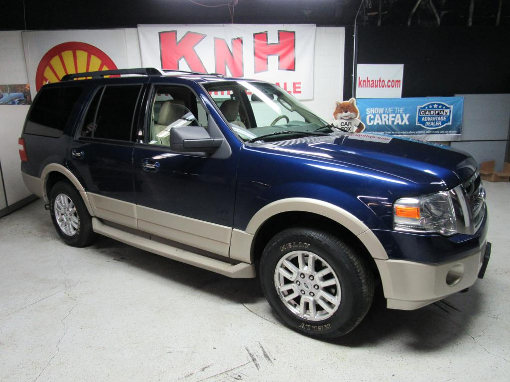 2010 FORD EXPEDITION EDDIE BAUER for sale at KNH Auto Sales