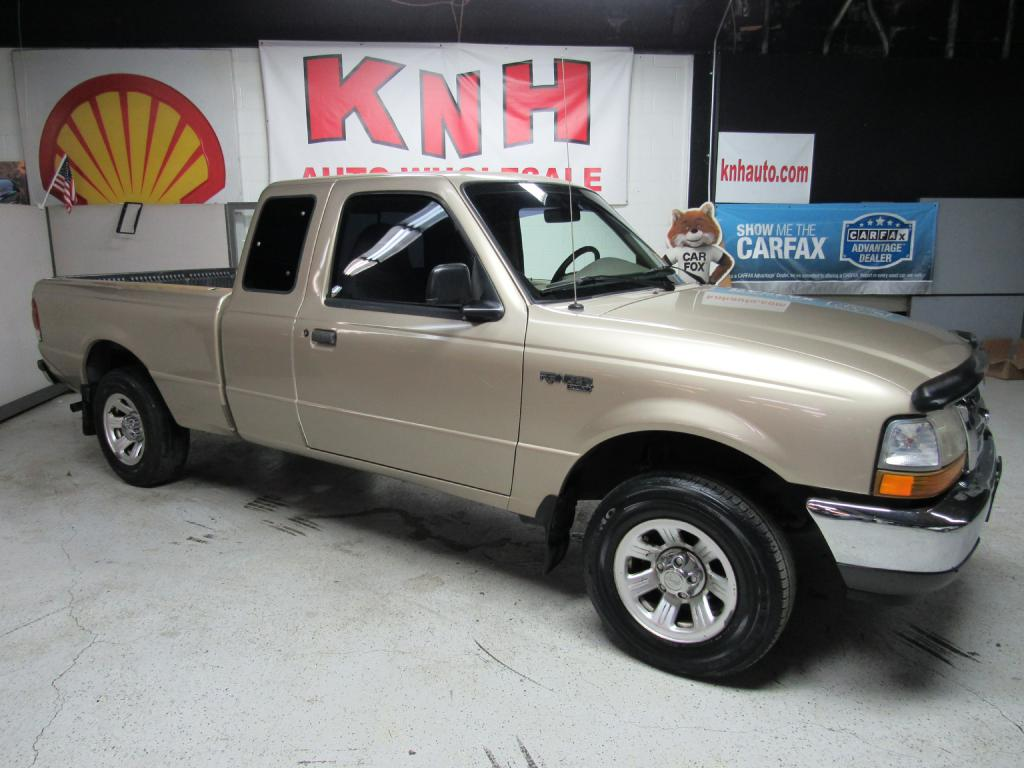 2000 FORD RANGER SUPER CAB for sale at KNH Auto Sales