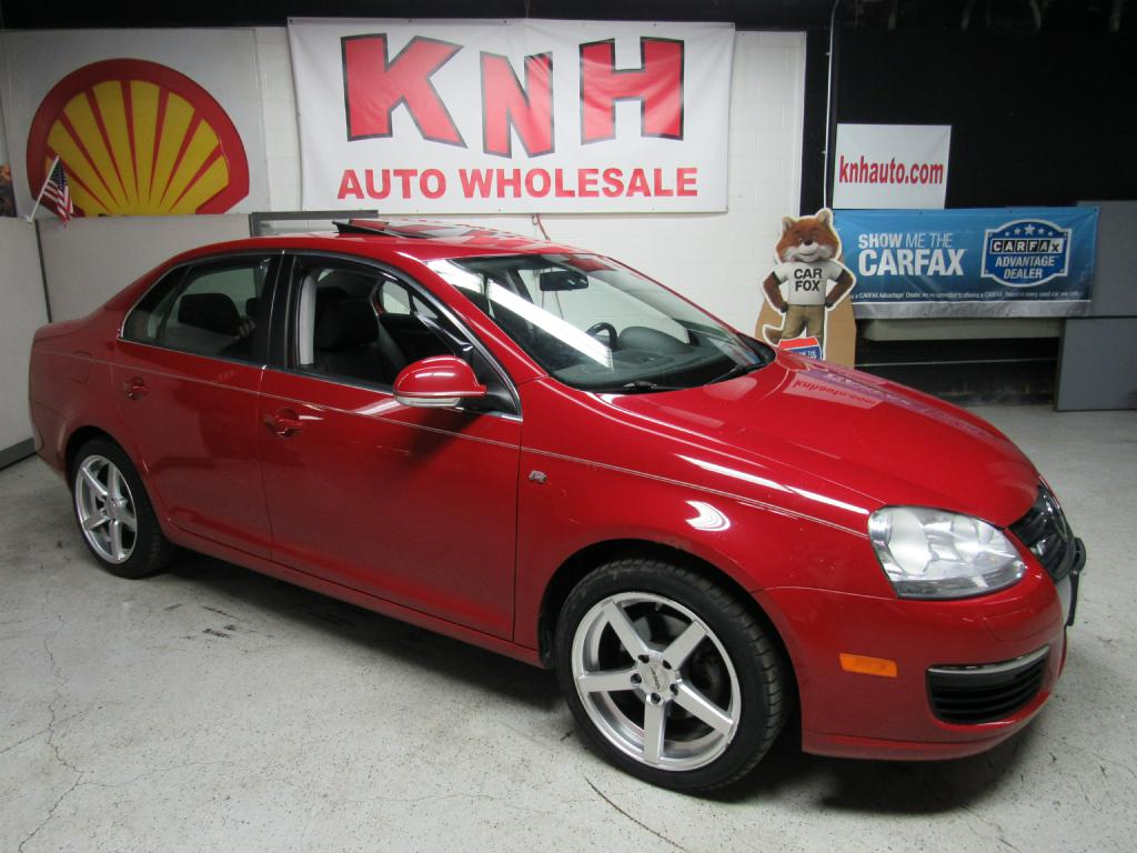 2009 VOLKSWAGEN JETTA SE for sale at KNH Auto Sales