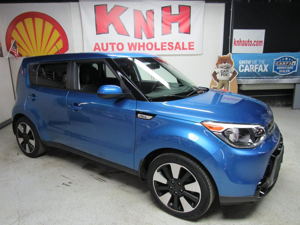2016 KIA SOUL + for sale at KNH Auto Sales