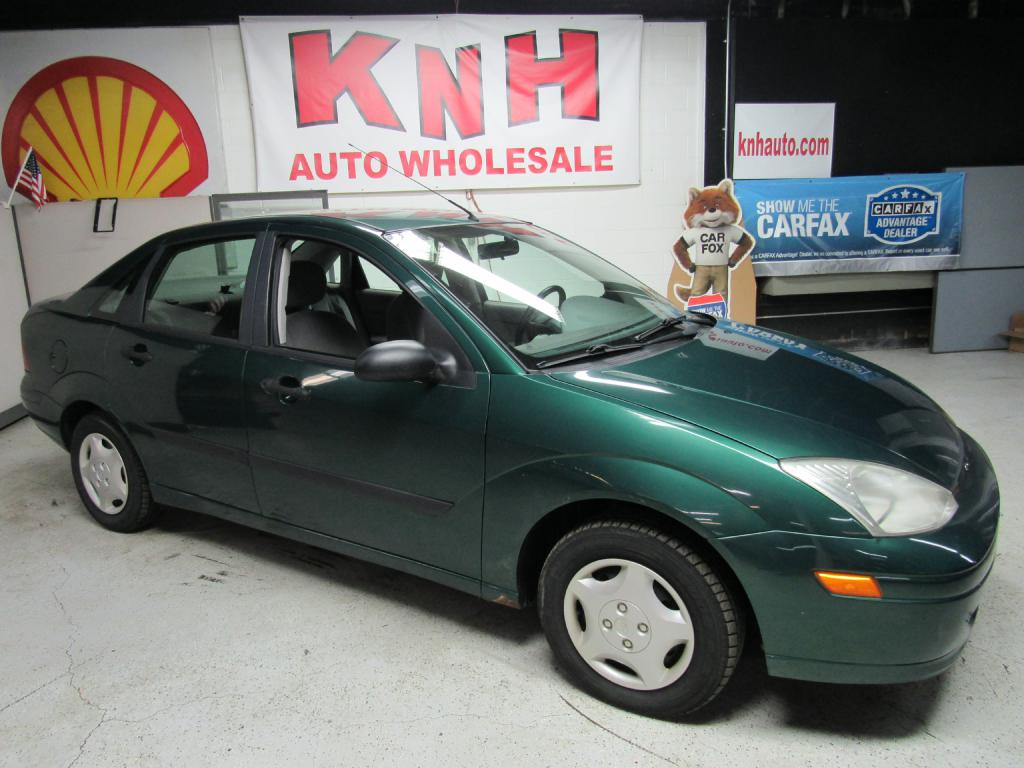 2001 FORD FOCUS LX for sale at KNH Auto Sales