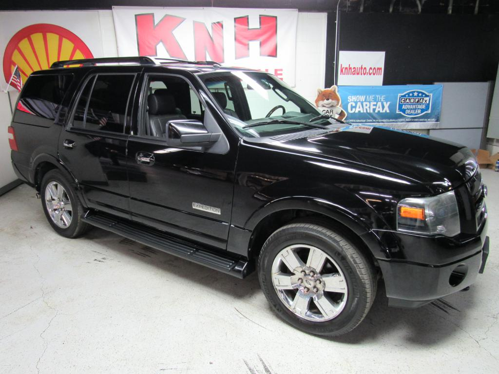 2008 FORD EXPEDITION LIMITED for sale at KNH Auto Sales