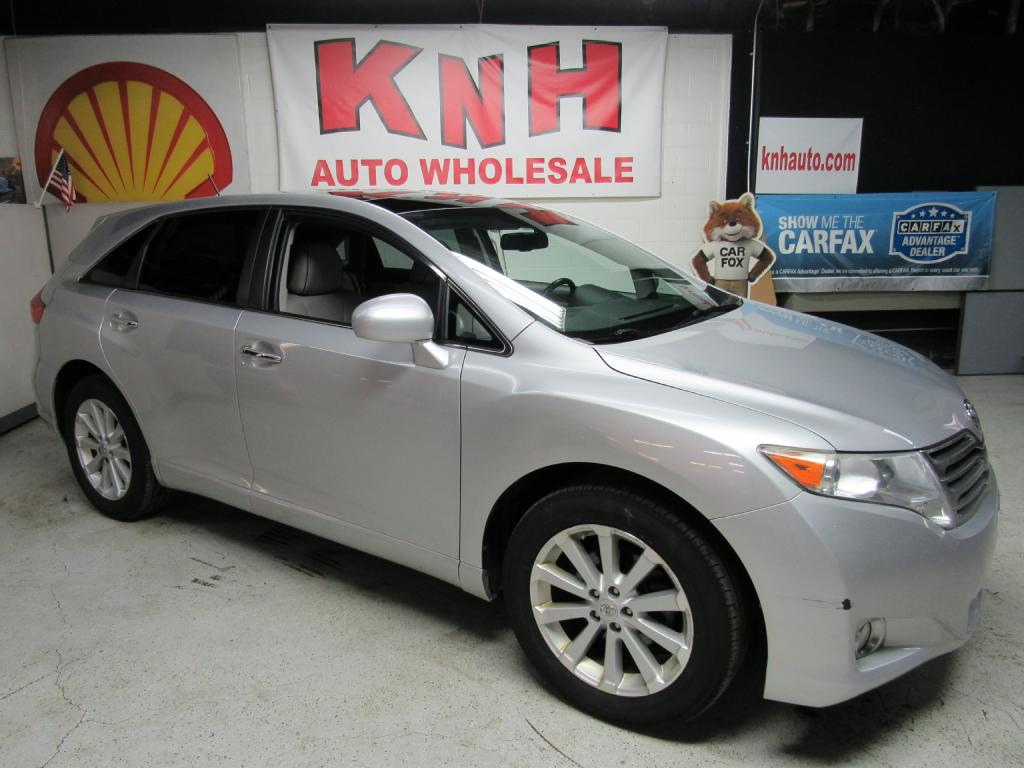 2009 TOYOTA VENZA  for sale at KNH Auto Sales