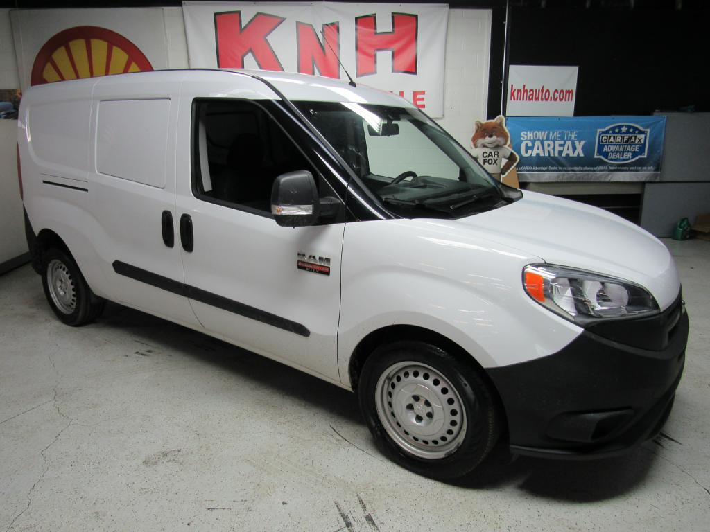 2016 RAM PROMASTER CITY VAN for sale at KNH Auto Sales