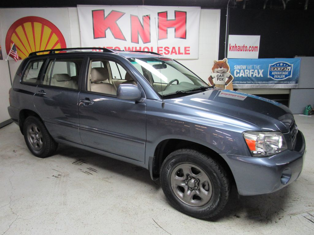 2007 TOYOTA HIGHLANDER  for sale at KNH Auto Sales