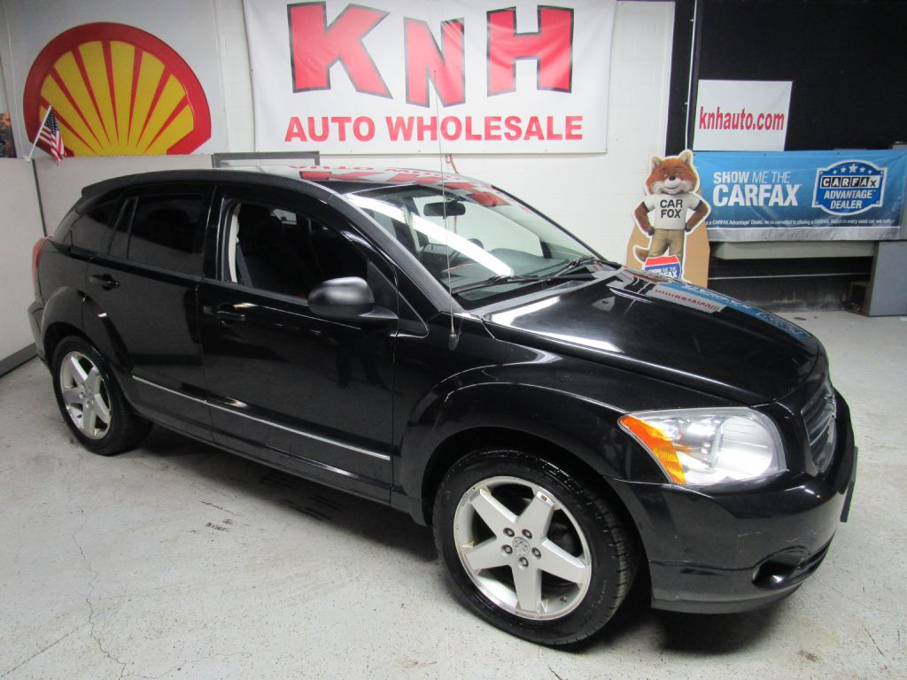 2009 DODGE CALIBER R/T for sale at KNH Auto Sales