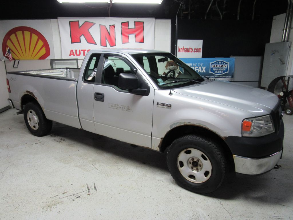 2008 FORD F150  for sale at KNH Auto Sales