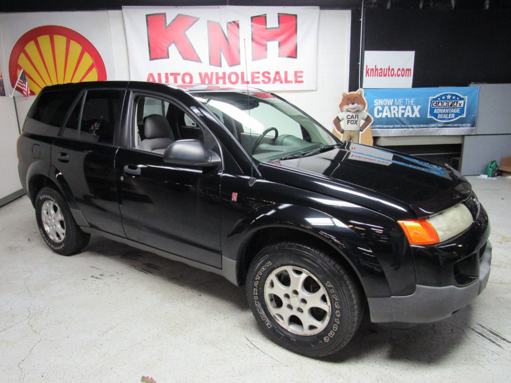 Saturn saturn 2004 : Used cars for sale at KNH Auto Sales | Akron, Ohio, 44310