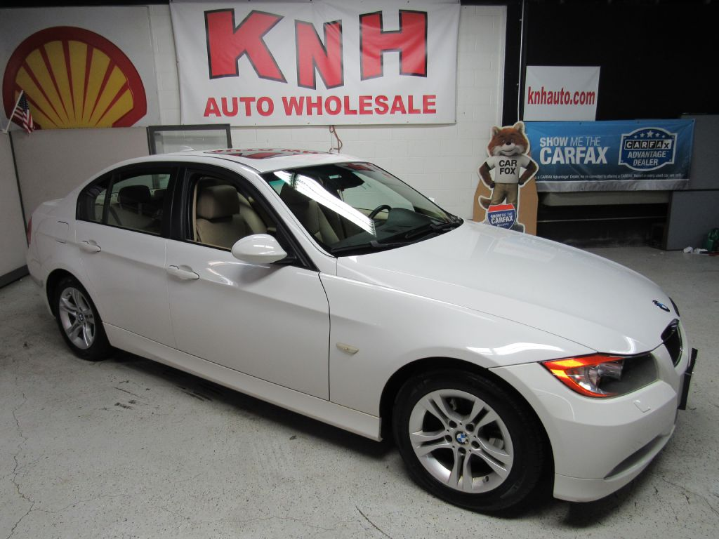 2008 BMW 328 XI for sale at KNH Auto Sales