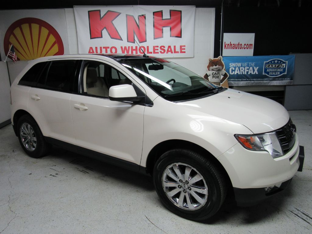 2008 FORD EDGE LIMITED for sale at KNH Auto Sales