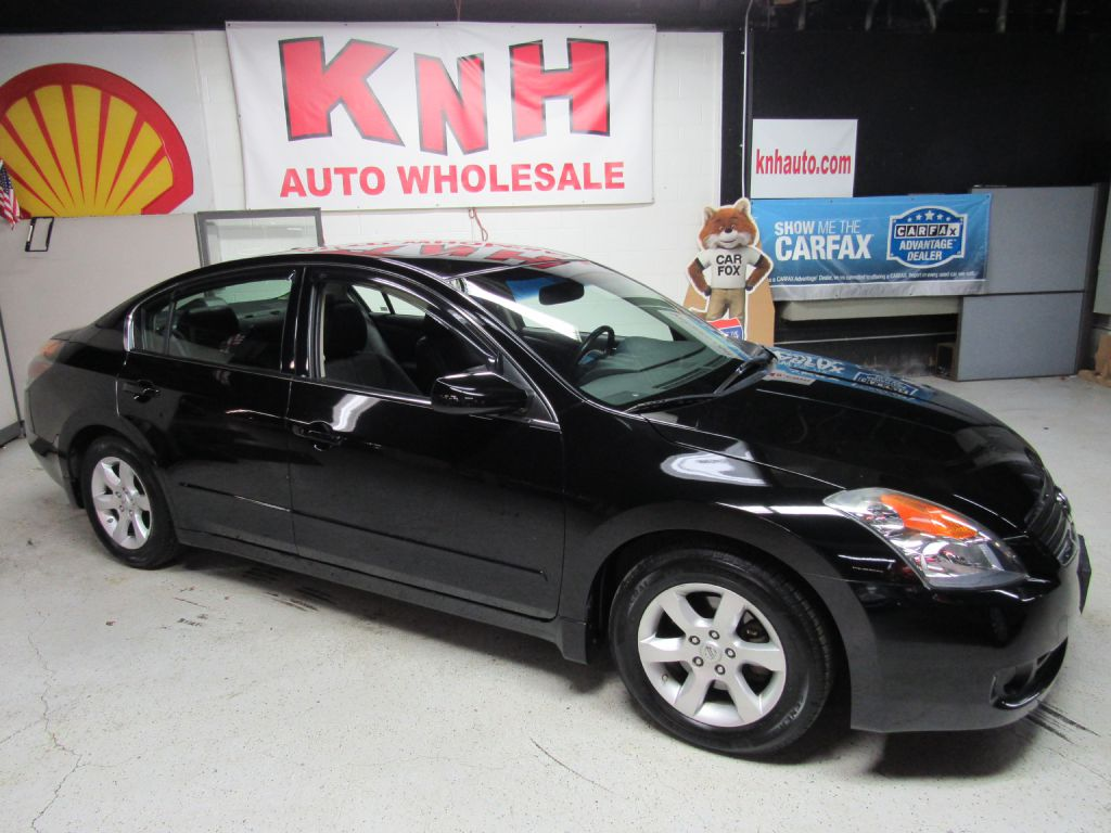 2009 NISSAN ALTIMA 2.5 SL for sale at KNH Auto Sales