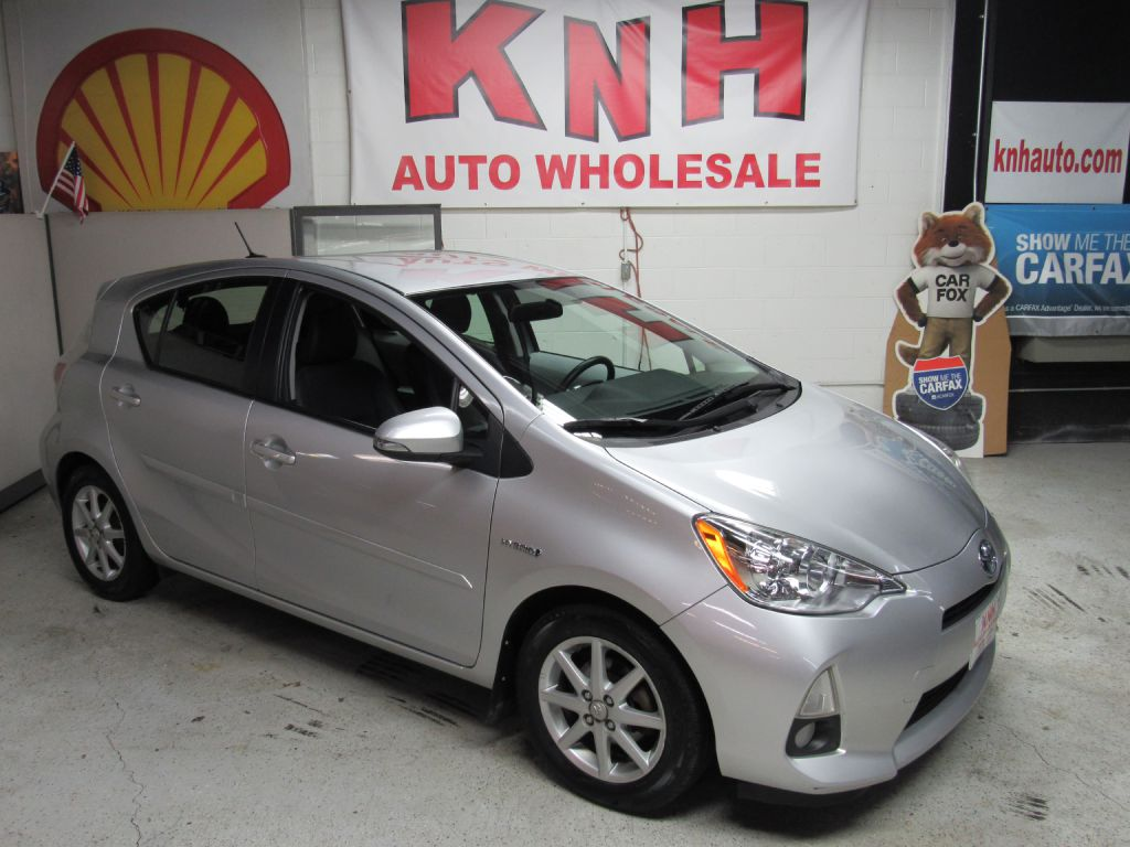 2013 TOYOTA PRIUS C 4 for sale at KNH Auto Sales