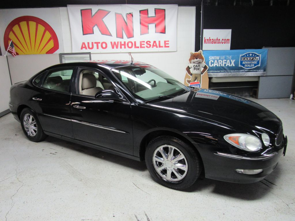 2005 BUICK LACROSSE CXL for sale at KNH Auto Sales