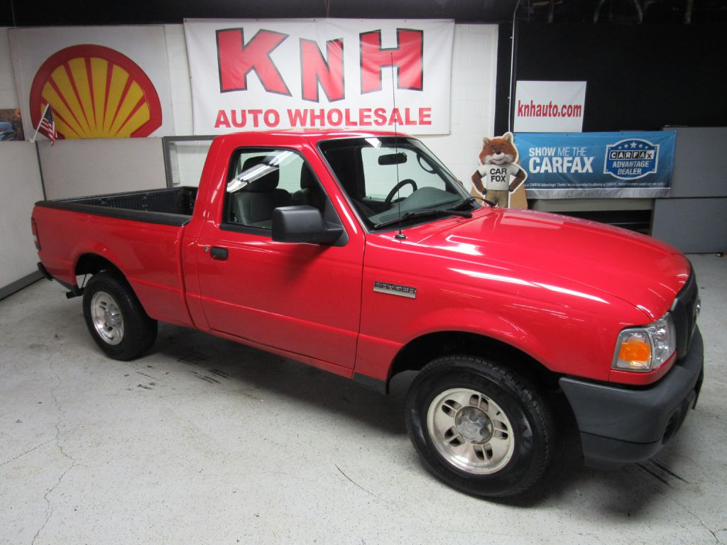 2010 FORD RANGER  for sale at KNH Auto Sales