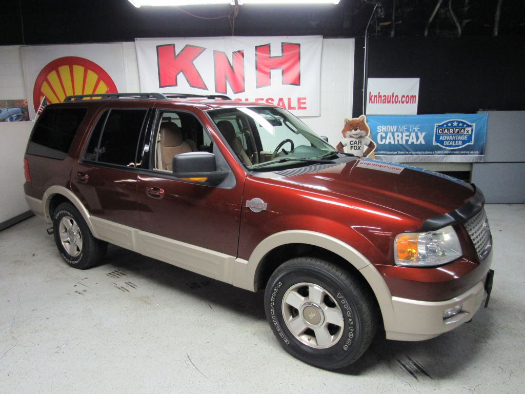 2006 FORD EXPEDITION KING RANCH for sale at KNH Auto Sales