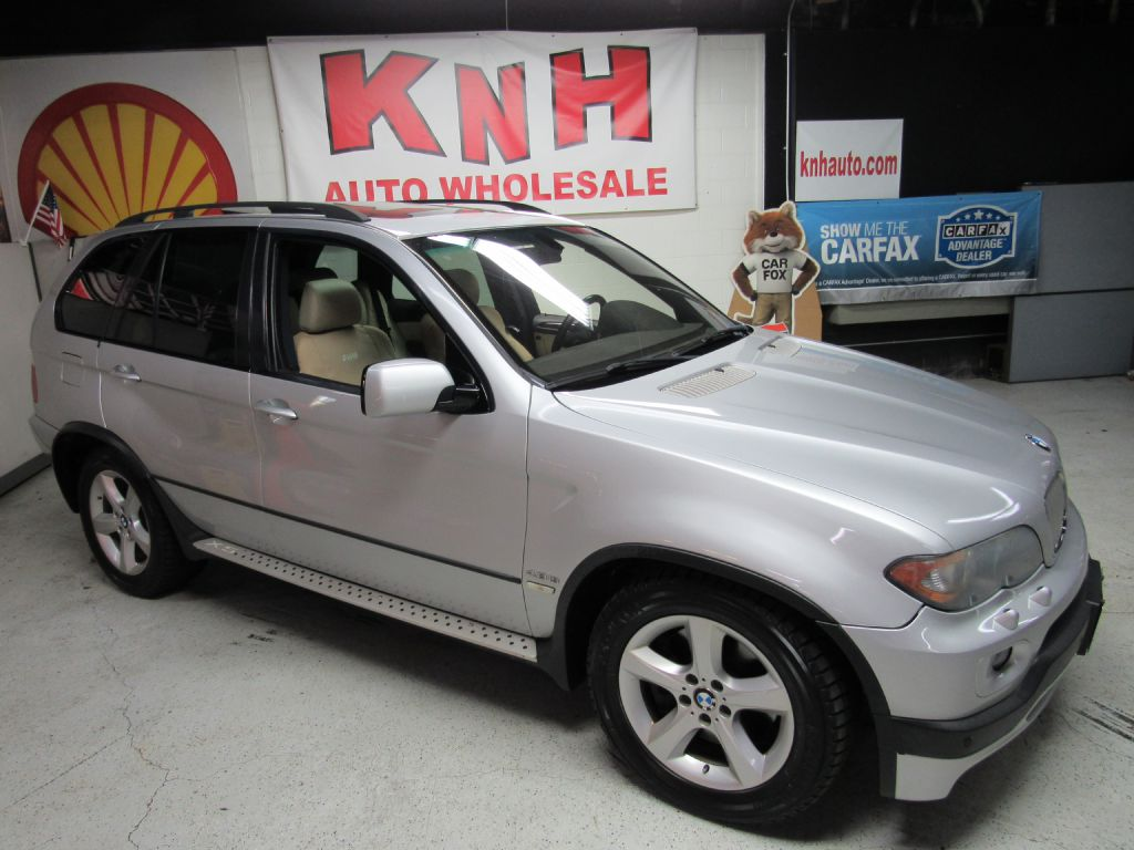 2005 BMW X5 4.8IS for sale at KNH Auto Sales