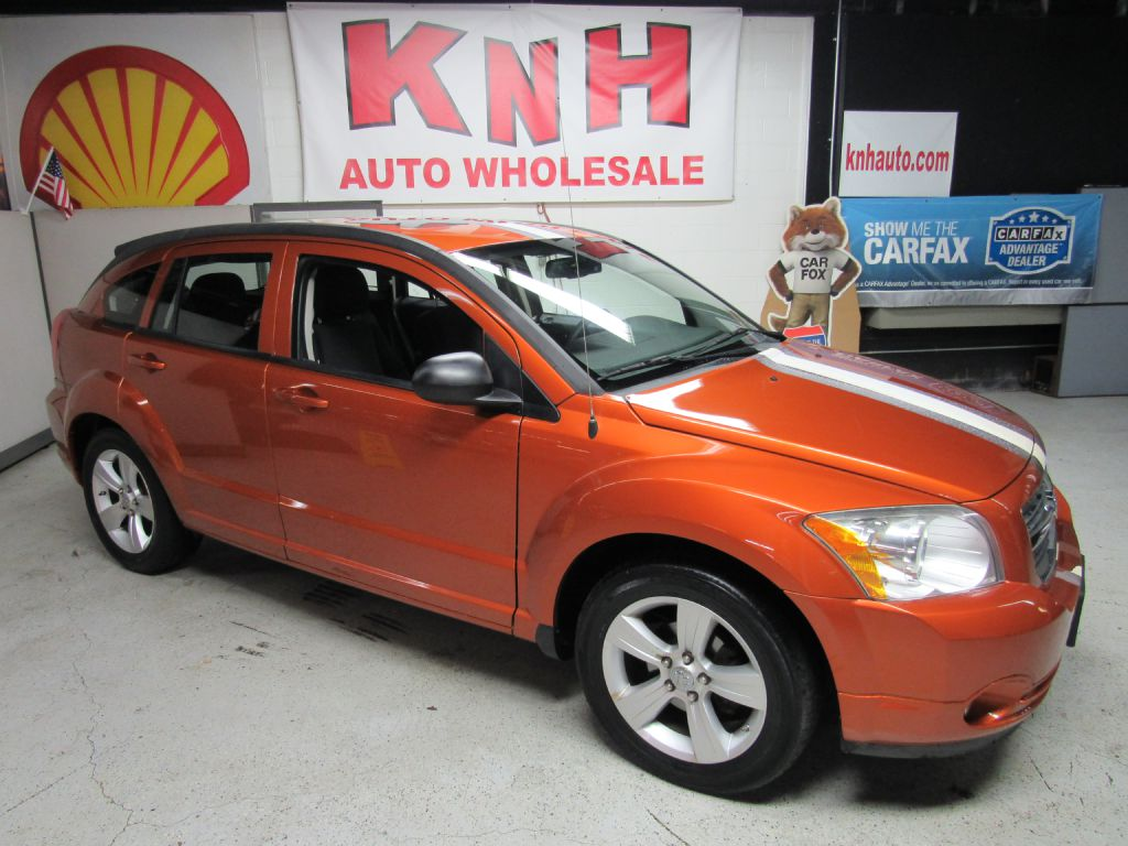 2011 DODGE CALIBER MAINSTREET for sale at KNH Auto Sales