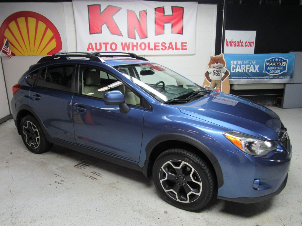 2014 SUBARU XV CROSSTREK 2.0 LIMITED for sale at KNH Auto Sales