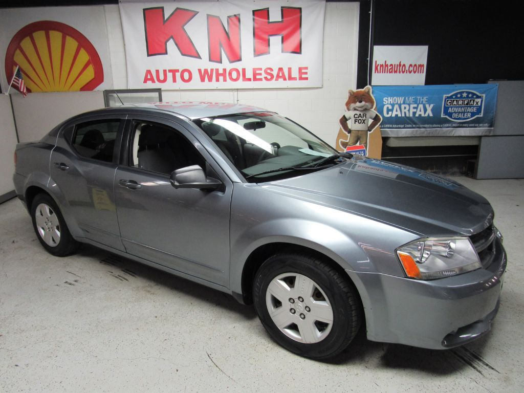 2008 DODGE AVENGER SE for sale at KNH Auto Sales