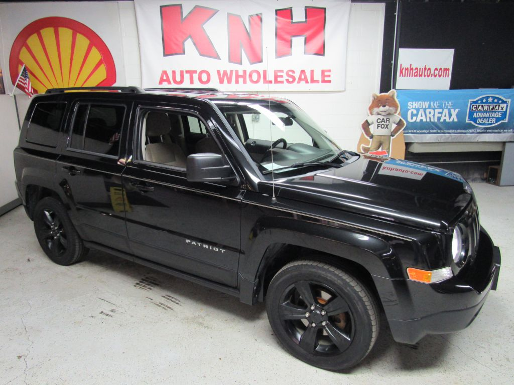 2011 JEEP PATRIOT SPORT for sale at KNH Auto Sales