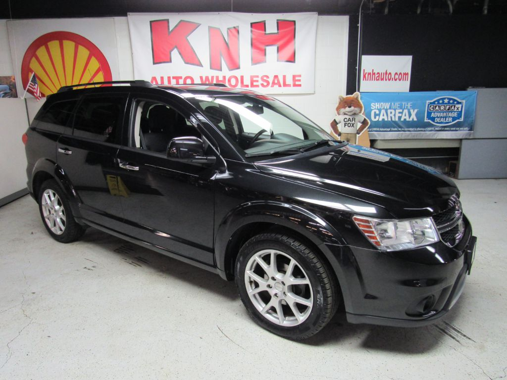 2011 DODGE JOURNEY CREW for sale at KNH Auto Sales