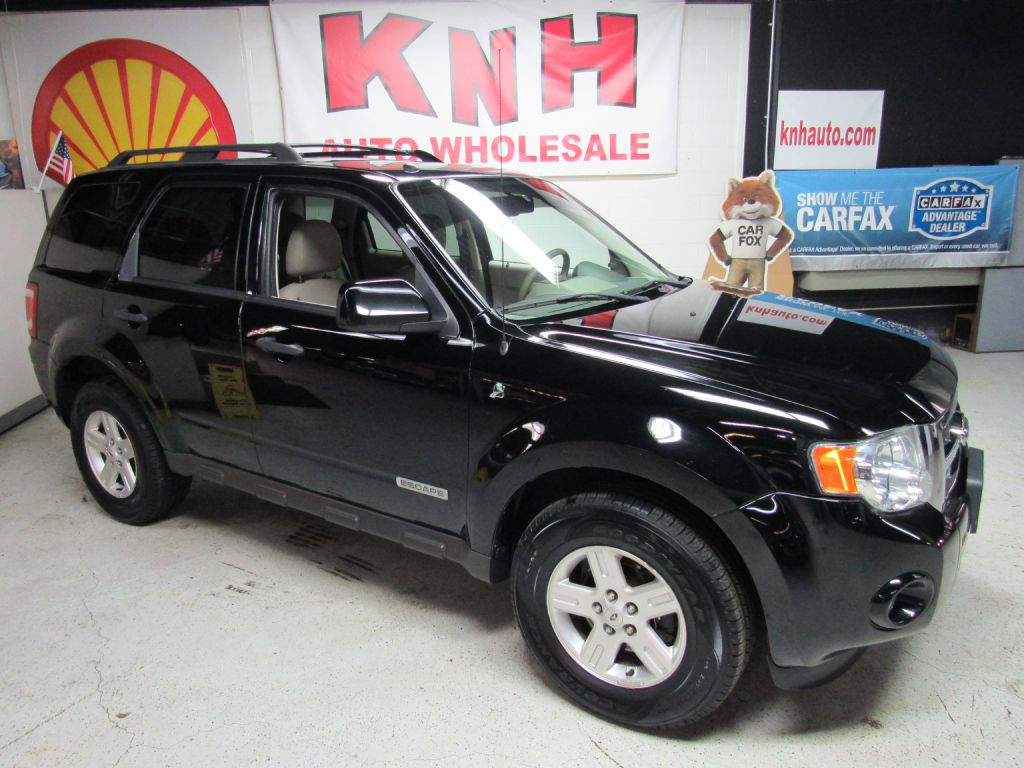 2008 FORD ESCAPE HYBRID for sale at KNH Auto Sales