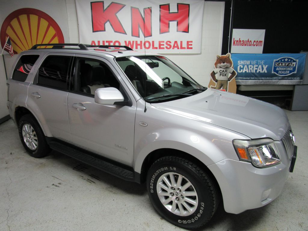 2008 MERCURY MARINER PREMIER for sale at KNH Auto Sales
