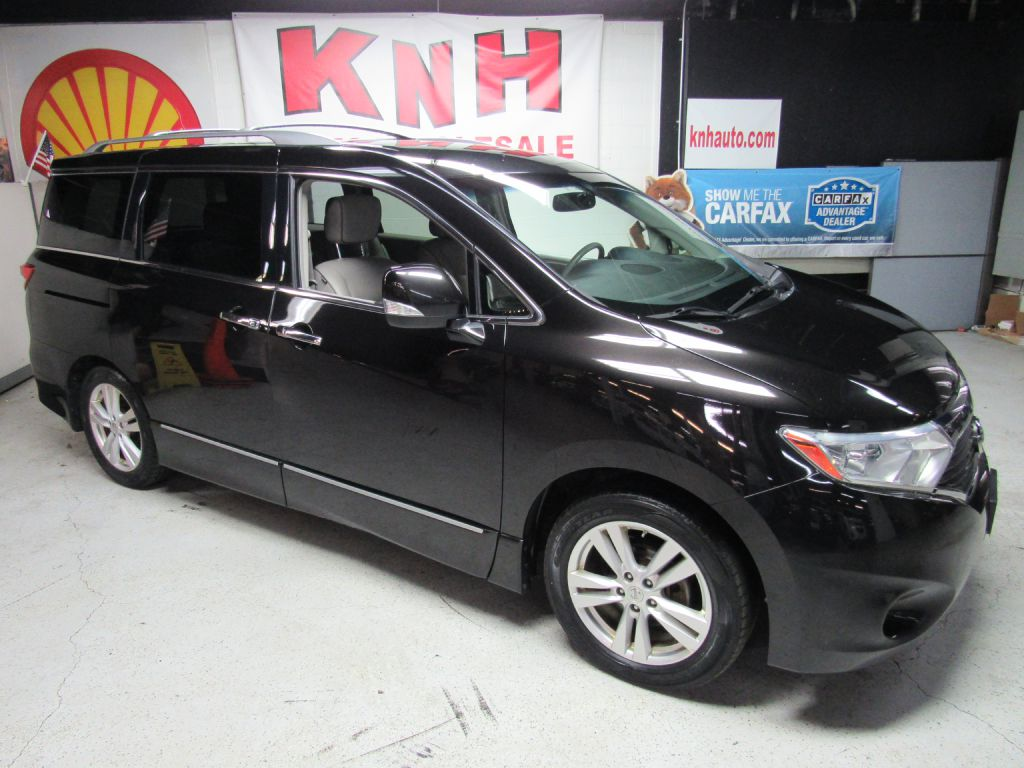 2012 NISSAN QUEST Sl for sale at KNH Auto Sales