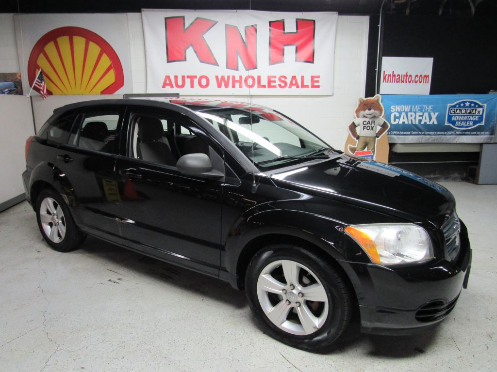 2010 DODGE CALIBER SXT for sale at KNH Auto Sales