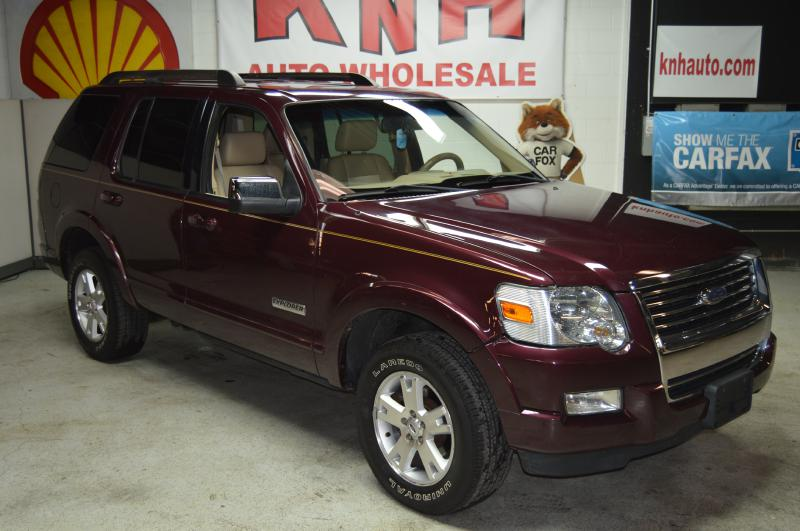 2006 FORD EXPLORER LIMITED for sale at KNH Auto Sales