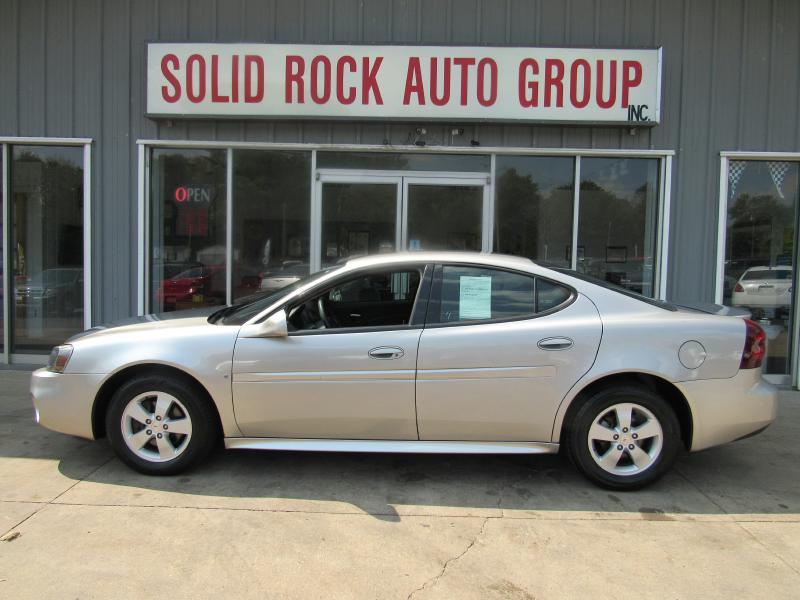 2007 PONTIAC GRAND PRIX  for sale at Solid Rock Auto Group