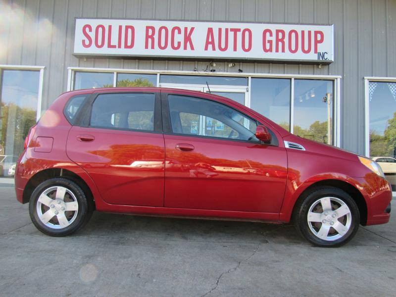 2011 CHEVROLET AVEO LS for sale at Solid Rock Auto Group
