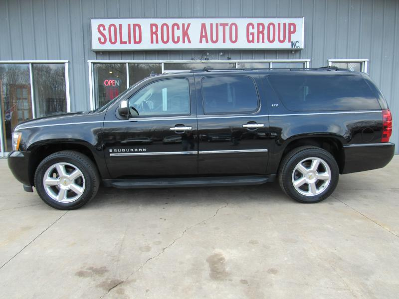 2009 CHEVROLET SUBURBAN 1500 LTZ 4X4 for sale at Solid Rock Auto Group