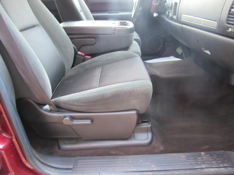 2009 CHEVROLET SILVERADO 1500 LT CREW CAB 4X4 for sale at Solid Rock Auto Group