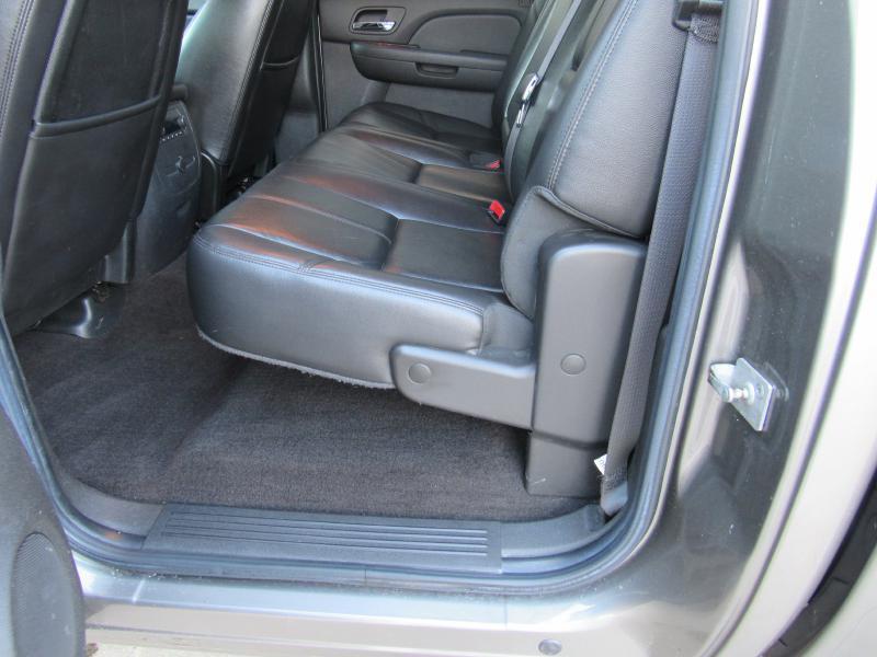 2009 CHEVROLET SILVERADO 1500 LTZ for sale at Solid Rock Auto Group