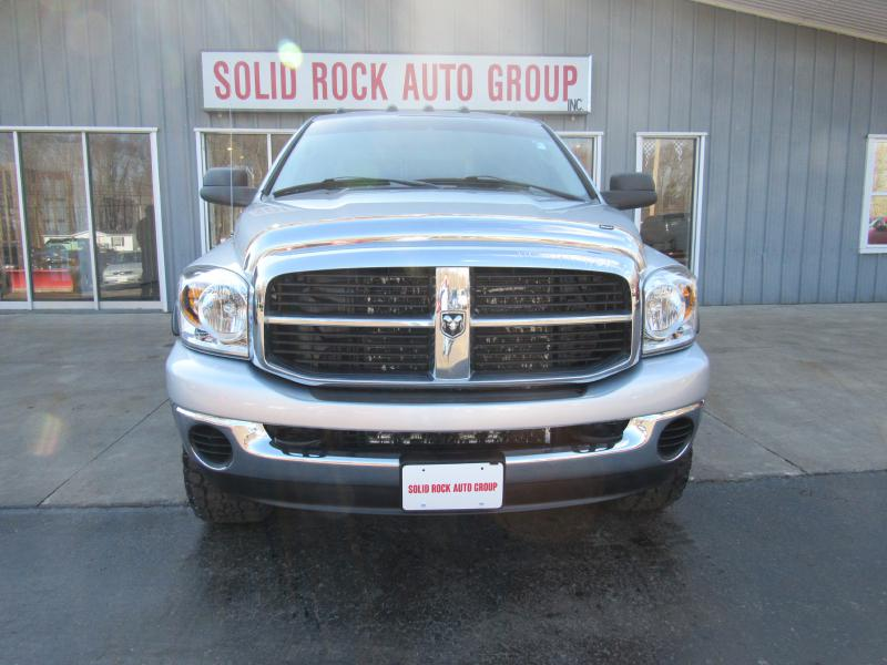 2007 DODGE RAM 2500 ST for sale at Solid Rock Auto Group