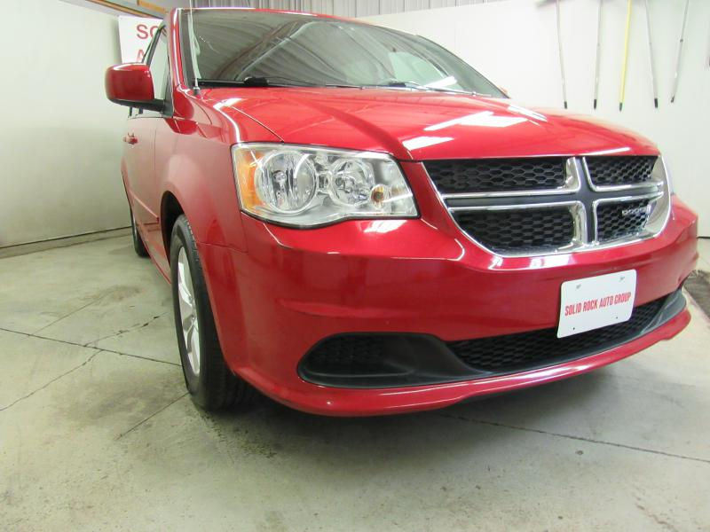 2014 DODGE GRAND CARAVAN SXT for sale at Solid Rock Auto Group