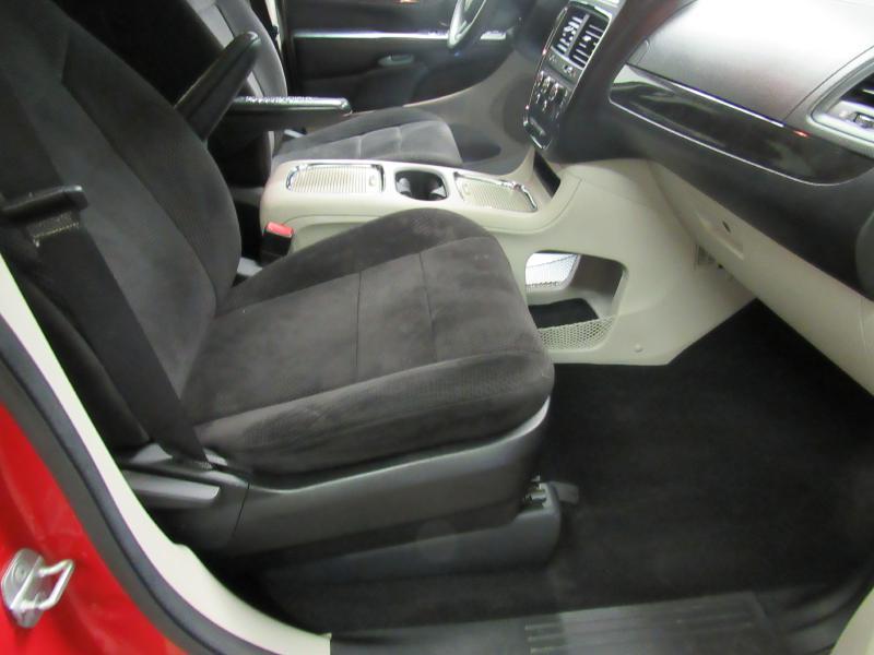 2014 DODGE GRAND CARAVAN SXT for sale at Solid Rock Auto Group