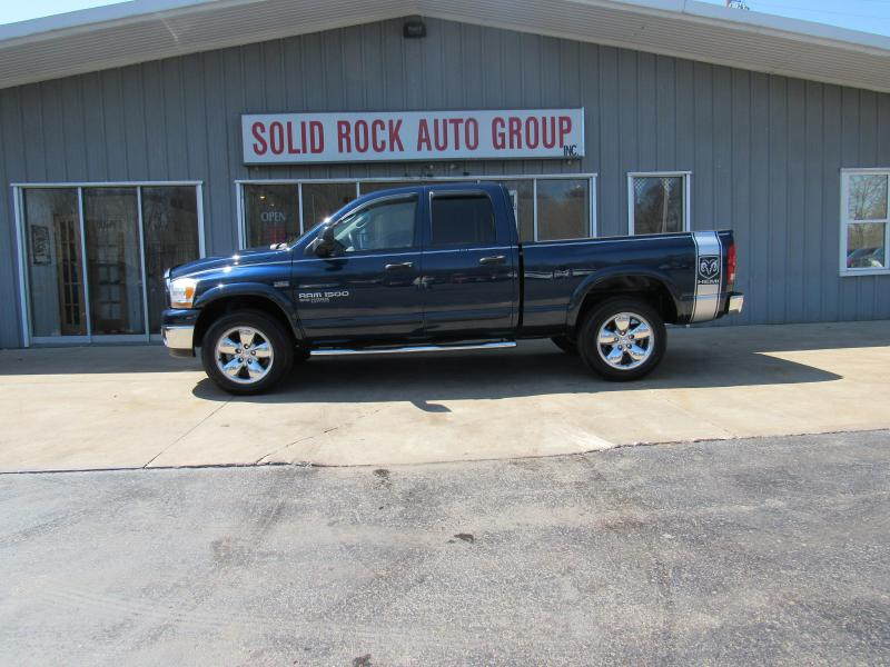 2006 DODGE RAM 1500 ALT QUAD CAB 4X4 for sale at Solid Rock Auto Group