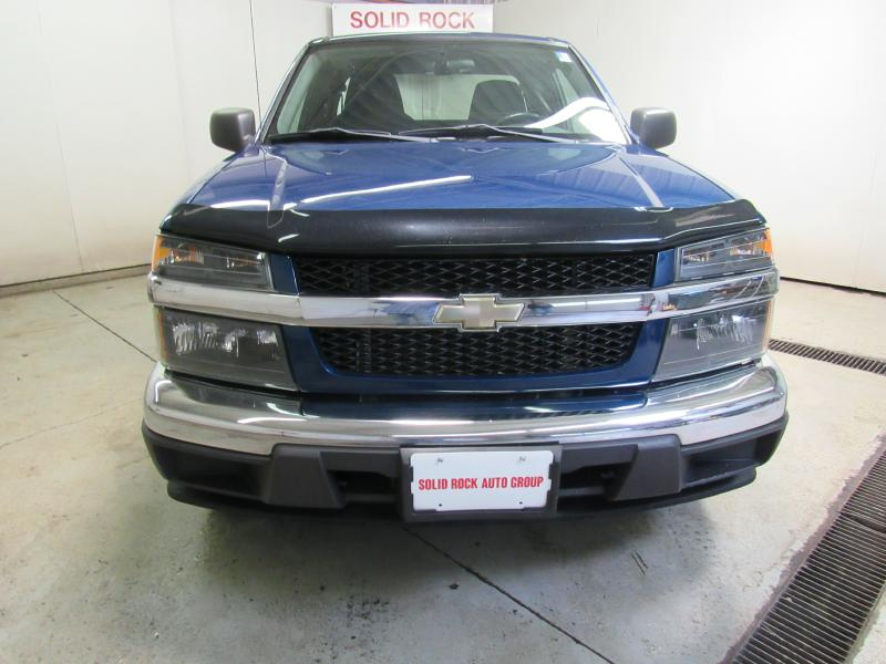 2006 CHEVROLET COLORADO EXT CAB LT 4X4 for sale at Solid Rock Auto Group