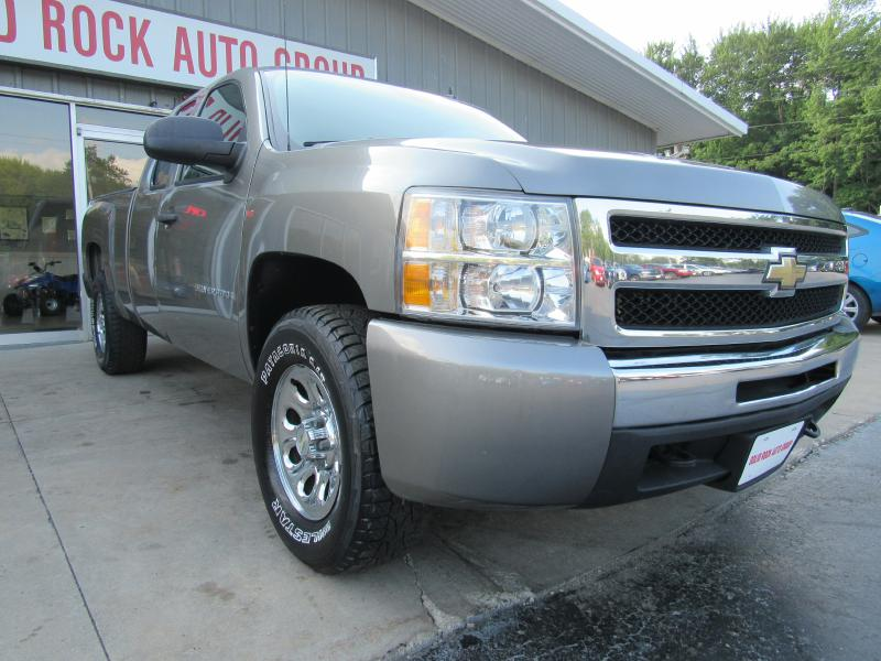 2009 CHEVROLET SILVERADO for sale at Solid Rock Auto Group