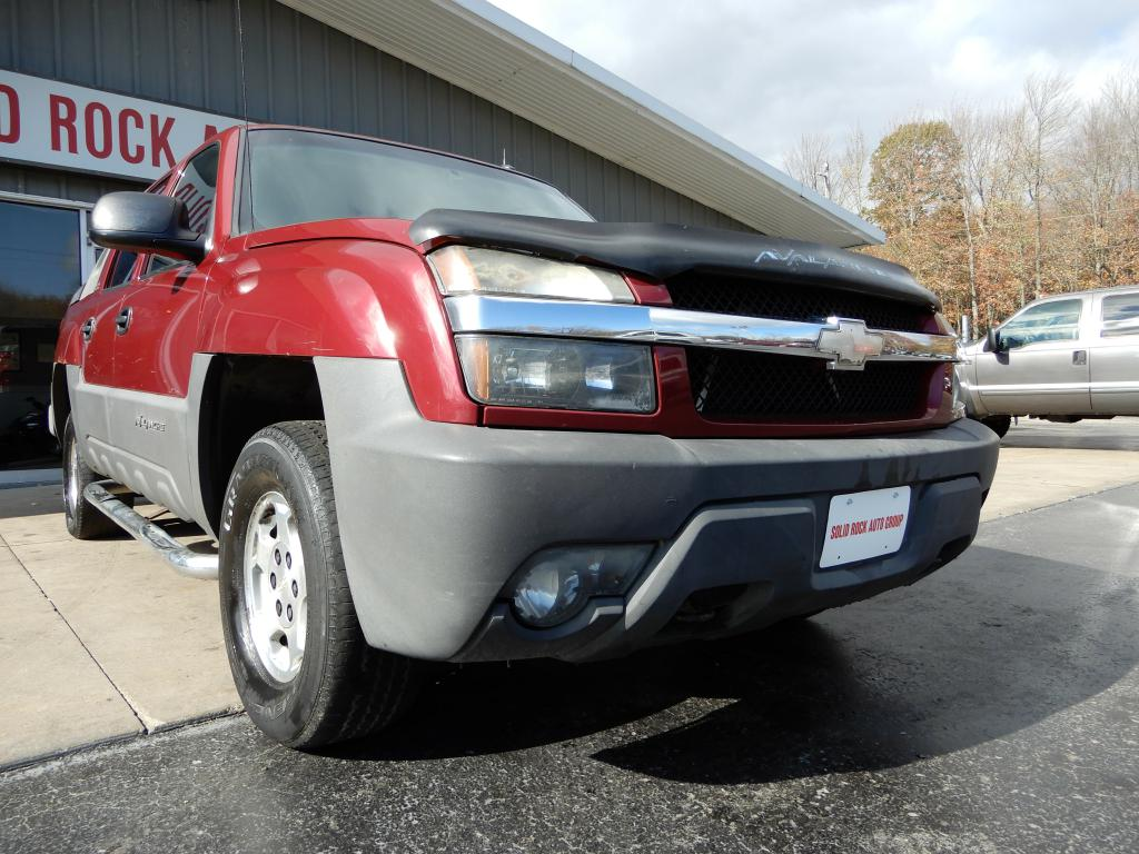2005 CHEVROLET AVALANCHE 1500 for sale at Solid Rock Auto Group