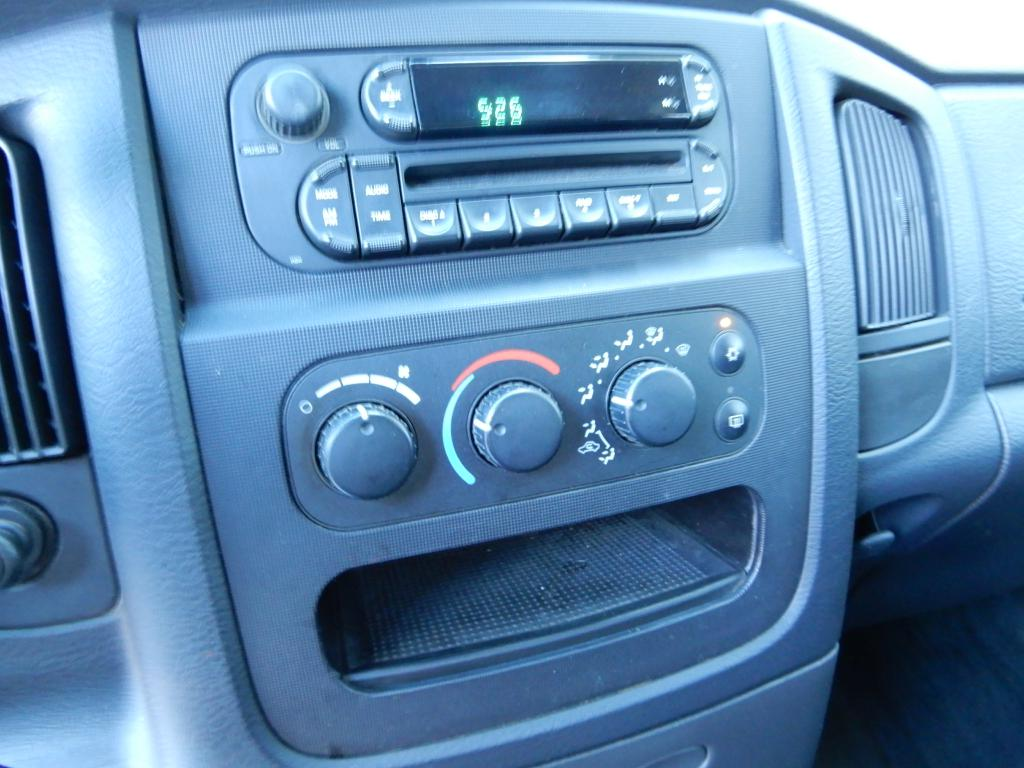 2005 DODGE RAM 1500 ST for sale at Solid Rock Auto Group