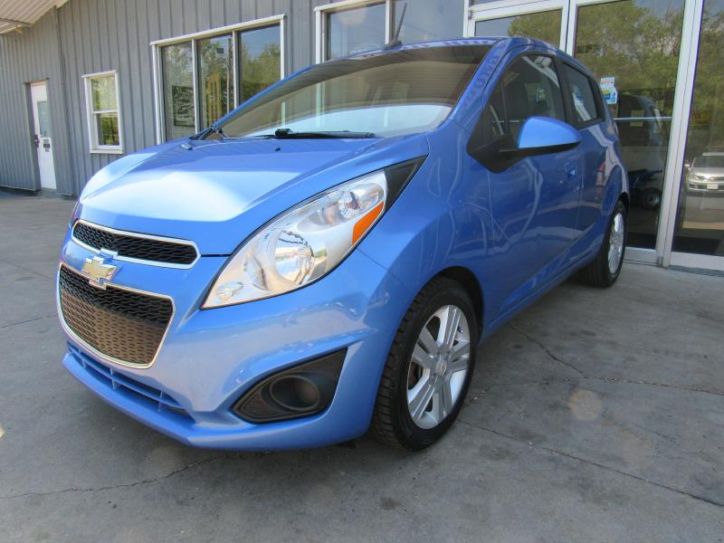 2014 CHEVROLET SPARK 1LT for sale at Solid Rock Auto Group