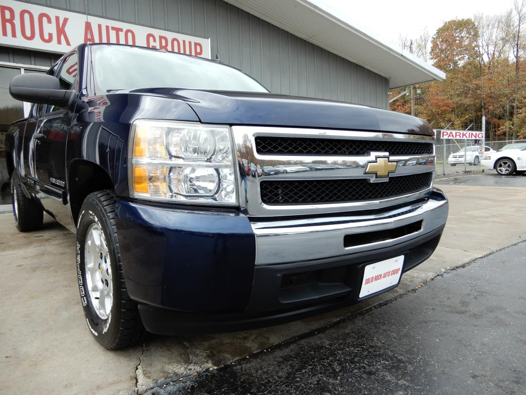 2010 CHEVROLET SILVERADO 1500 for sale at Solid Rock Auto Group