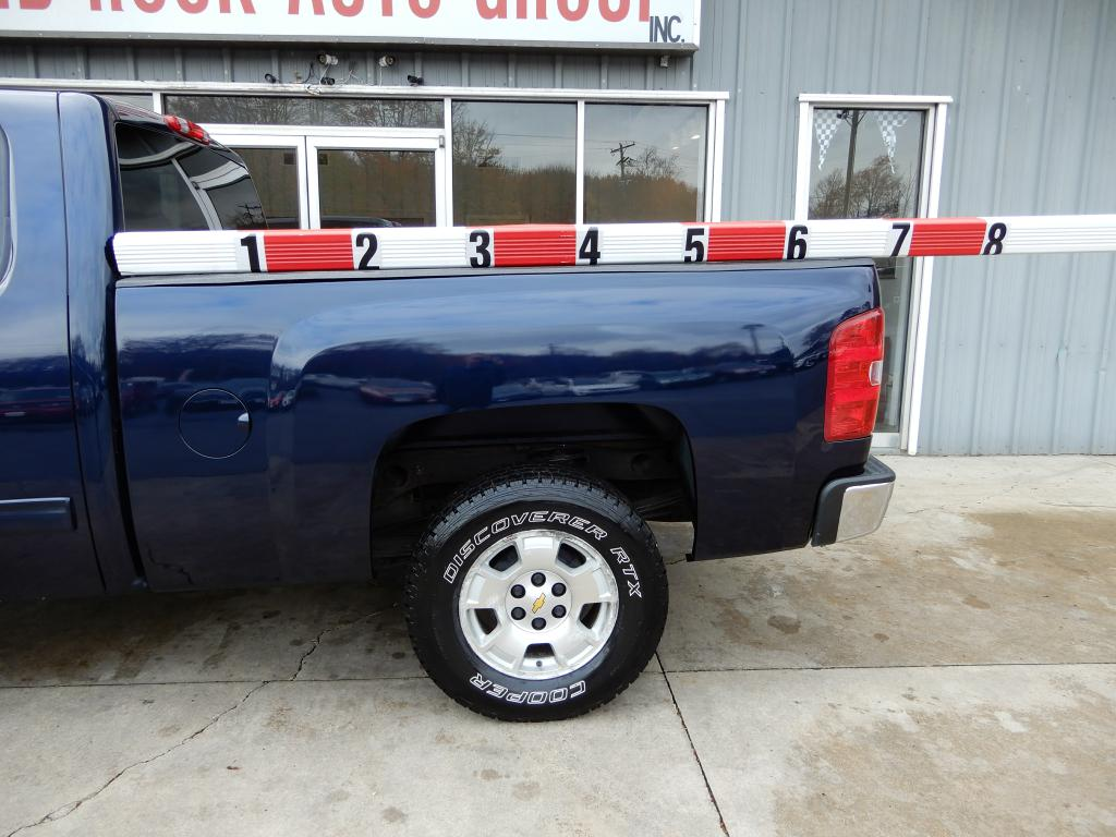 2010 CHEVROLET SILVERADO 1500  LT for sale at Solid Rock Auto Group