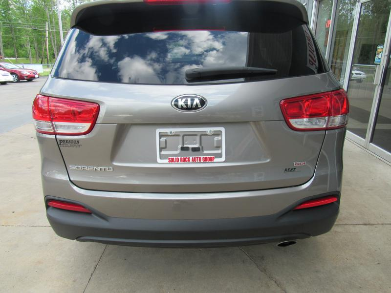2017 KIA SORENTO LX for sale at Solid Rock Auto Group