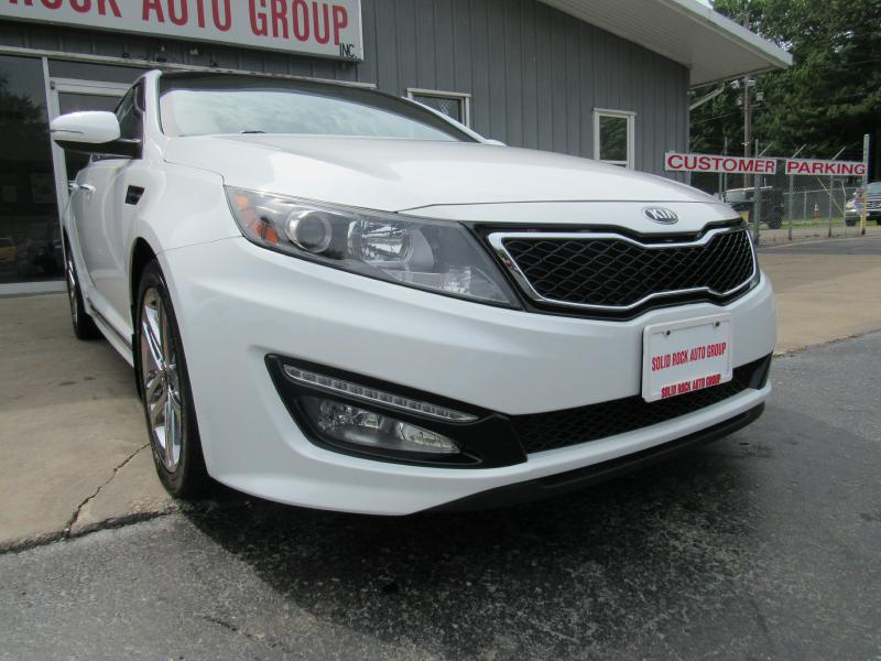 2013 KIA OPTIMA SX for sale in Garrettsville, Ohio
