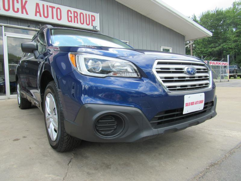 2015 SUBARU OUTBACK for sale at Solid Rock Auto Group