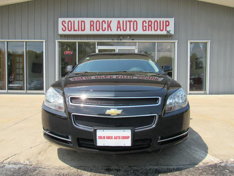 2011 CHEVROLET MALIBU 1LT for sale at Solid Rock Auto Group